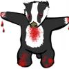 bloody badger