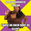 Ledasha